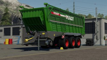 Fendt Tigo 100XR