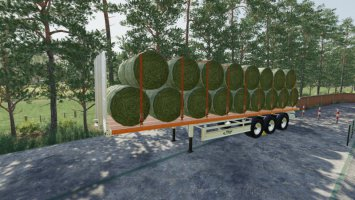 Bale transport Mods | FS19 Mods | LS Portal