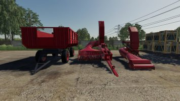 Foragers and PTS v1.8 fs19