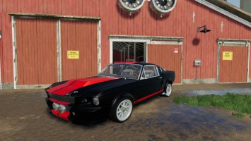 FORD MUSTANG GT 500 ELEANOR fs19