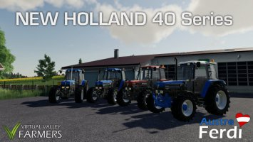 Ford New Holland 40 Series fs19
