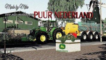 FS19 Puur Nederland by mike-modding.com