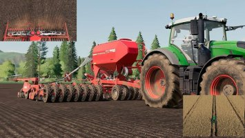 HORSCH PRONTO 9 DC (with staking capabilities) fs19