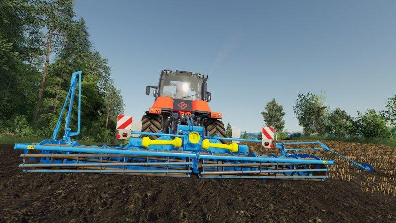 ITS-Lemken-Pack v1 5 - FS19 Mod | Mod for Farming Simulator
