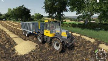 JCB Fastrac 150 FS19