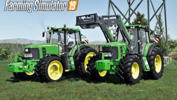 John Deere 6030 Premium Series v2 FS19