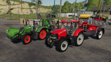 Kuhn Interactive Sprayers fs19