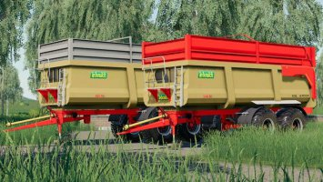 Leboulch Gold 2 XXL Trailers Pack