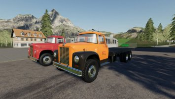 Loadstar F1800 Flatbed fs19