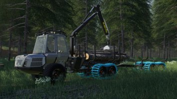 Malwa Forest Pack fs19