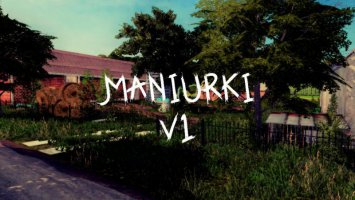 Maniurki Map fs17