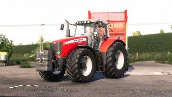 Massey Ferguson 7400 V1 fs19