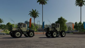 MB Trac 700-900 Final gefixt fs19