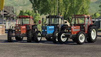 New Holland 110 90 fs19