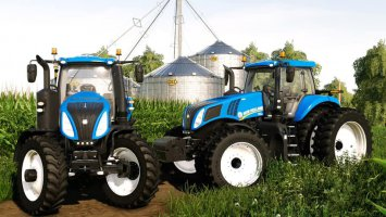 New Holland T8 US v1.1 fs19