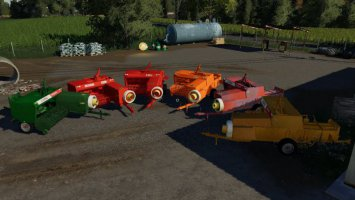 Pack Sipma 224 By Szwagier fs19