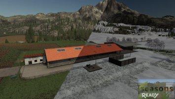 Placeable milk yard v1.2.0.0