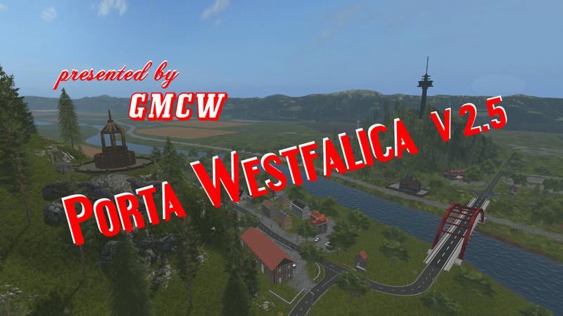 Porta Westfalica v2.5 FS19