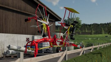 Pöttinger Top 652 FS19