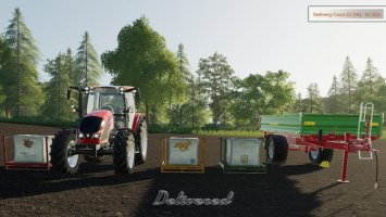 Store Deliveries fs19