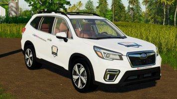 Subaru Forester 2019 fs19