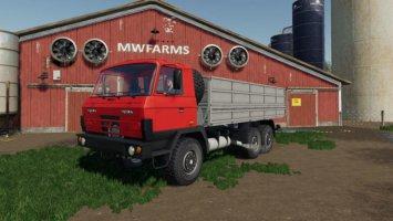 Tatra 815 Agro & Modules fs19