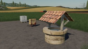 Water Trigger Decoration Pack fs19