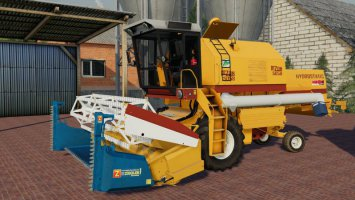 Bizon 5058 Hydrostatic 1.1 fs19