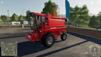 Case IH 1660 - lightExtension