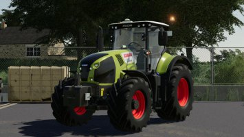 Claas Axion 800-840 v0.9.9 fs19