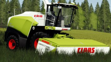 Claas Jaguar 800 Pack v1.0.0.5 fs19