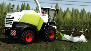 Claas Jaguar 800 Pack v1.0.1.0 fs19