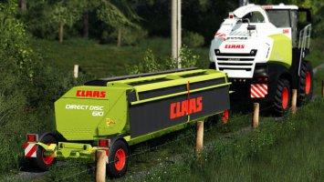 Claas Jaguar 800 Pack v1.0.0.5 FS19