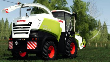 Claas Jaguar 800 Pack v1.0.0.6 fs19