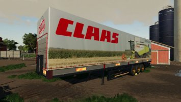 CLAAS KOEGEL TRAILER fs19