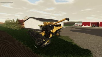 Claas Lexion 700 series fs19