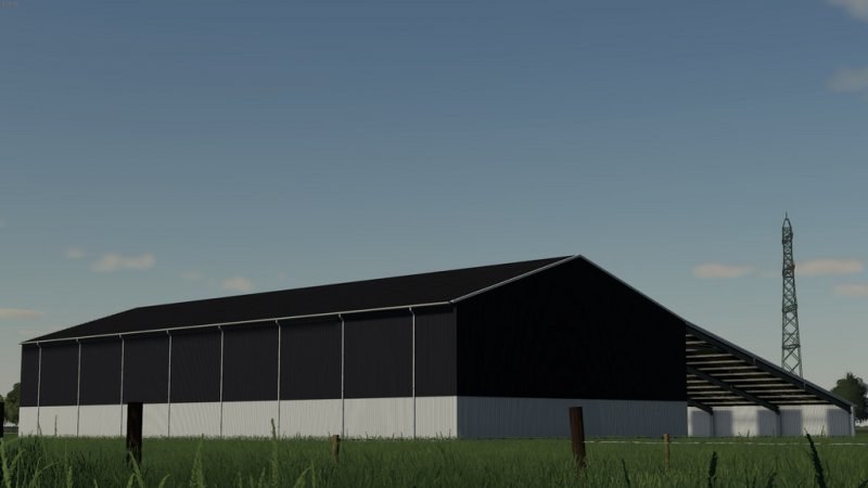 Crops And Machinery Storage FS19