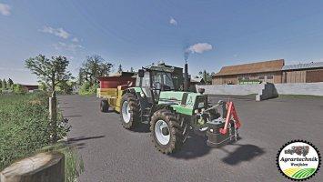 DEUTZ-FAHR Agrostar 6.61 By Agrartechnik Westfalen fs19
