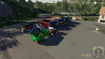 Global Company - Feed Mixer G2-456 By Kastor Inc. v1.1.0.0 fs19