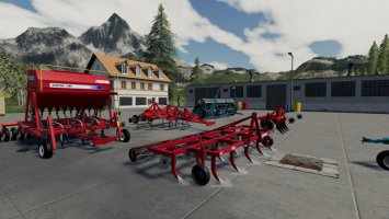 Equipment pack v1.1 fs19