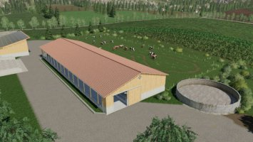 Farm Buildings Pack FS19