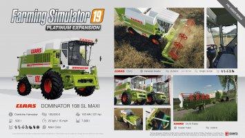 Farming Simulator 19 Platinum fact sheet #1 news
