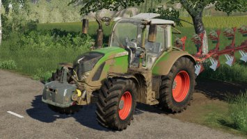 [FBM Team] Fendt Vario 700 1.2.0.0 fs19