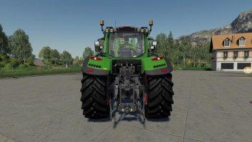 Fendt 700 Vario S5 P v1.0.0.1 FS19