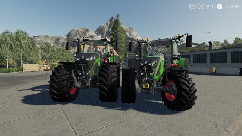 Fendt 900 Vario S5 Prototype v1 0 0 5 - FS19 Mod | Mod for Farming