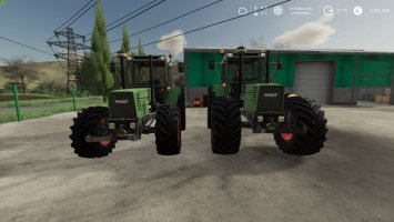 Fendt Favorit 600