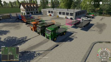 Friesenjung Transport Pack fs19
