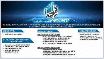 GlobalCompany v1.1.1