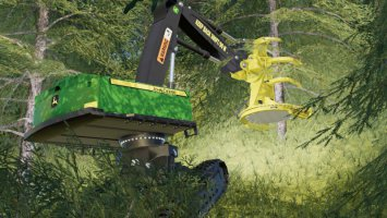 Forestry equipment Mods   FS19 Mods   LS Portal