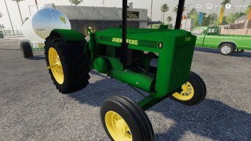 John Deere model D beta fs19